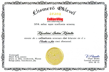 golden award 2014